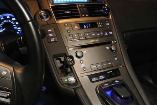 Lexus HS250h 2009 - отзыв владельца