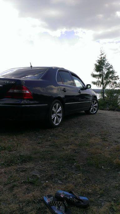 Lexus LS430, 2005