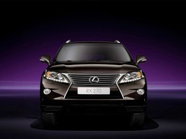 Lexus RX270 2013 отзыв автора | Дата публикации 18.11.2013.