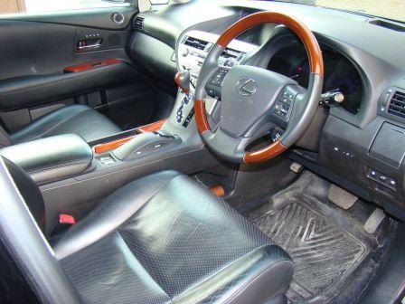 Lexus RX450h 2009 - отзыв владельца