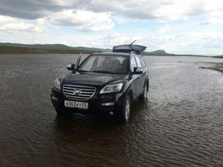 Lifan X60 2014 - отзыв владельца