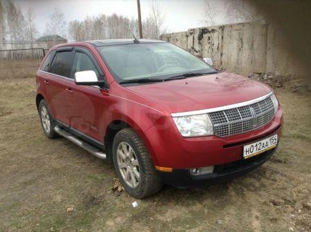 Lincoln MKX 2007 - отзыв владельца