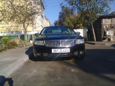 Lincoln MKZ, 2007