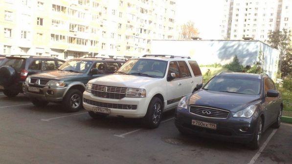 Lincoln Navigator 2010 - отзыв владельца
