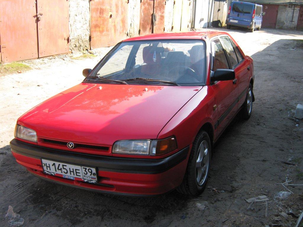 кузов mazda 323 1991 г.