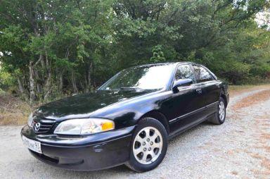 Mazda 626, 2000