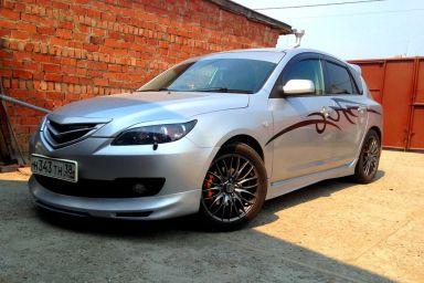 Mazda Axela 2007 отзыв автора | Дата публикации 03.12.2012.