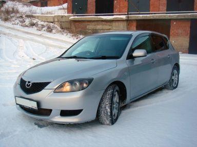 Mazda Axela 2005 отзыв автора | Дата публикации 13.12.2014.
