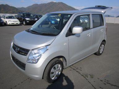Mazda AZ-Wagon, 2009