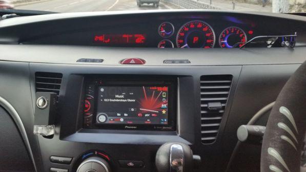 Mazda Biante 2009 - отзыв владельца