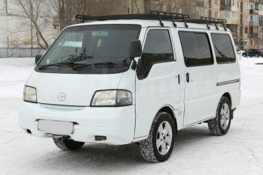 Mazda Bongo 2001 отзыв автора | Дата публикации 30.03.2015.