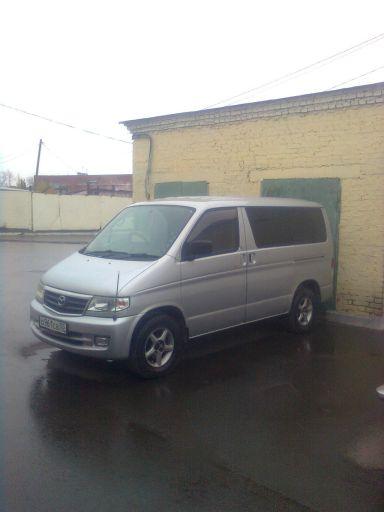 Mazda Bongo Friendee, 1999