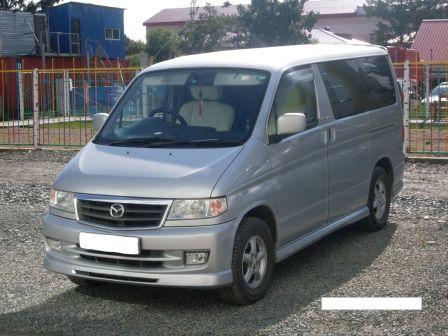 Mazda Bongo Friendee 2000 - отзыв владельца