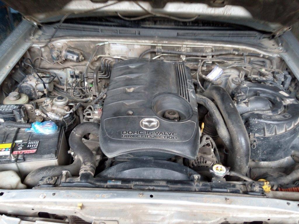 подойдут подушки на двигатель mazda bt50 на mazda b2500