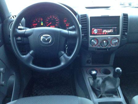 Mazda BT-50 2011 - отзыв владельца