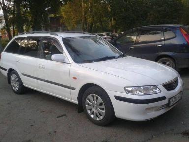 Mazda Capella 2000 отзыв автора | Дата публикации 05.11.2013.