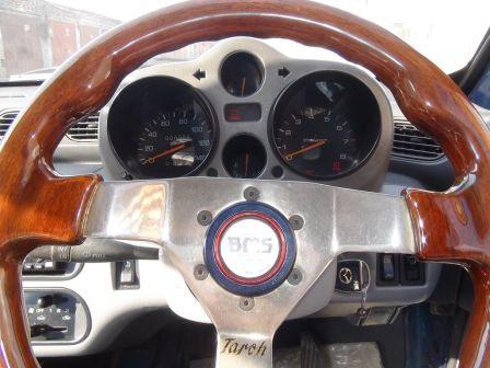 Mazda Carol 1993 - отзыв владельца