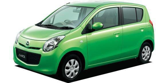 Mazda Carol 2010 - отзыв владельца
