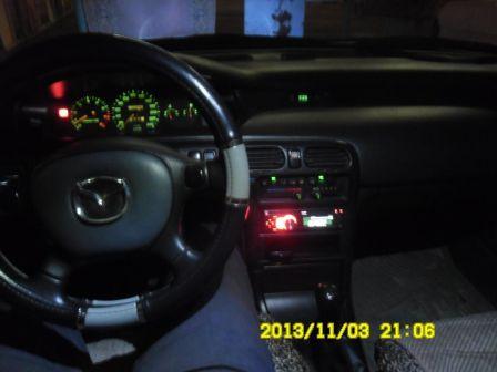 Mazda Cronos 1995 - отзыв владельца