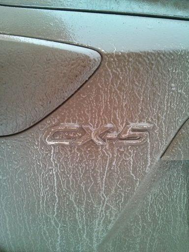 Mazda CX-5, 2013