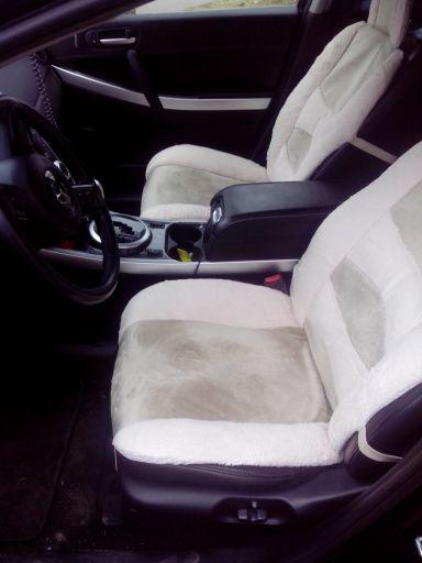 Mazda CX-7 2008 отзыв автора | Дата публикации 10.10.2013.