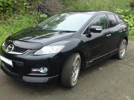 Mazda CX-7 2008 - отзыв владельца