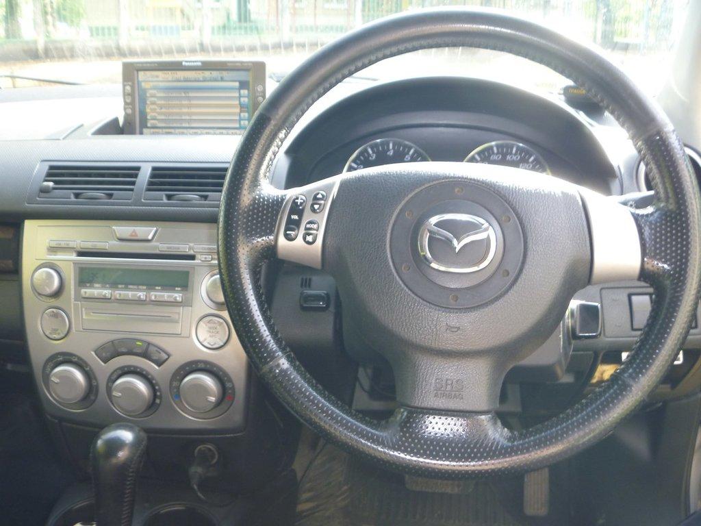 мазда демио кузов dy3w фото