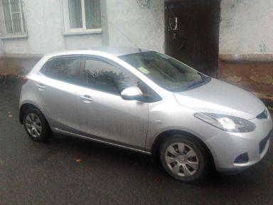 Mazda Demio 2009 отзыв автора | Дата публикации 04.11.2013.