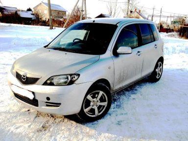 Mazda Demio 2003 отзыв автора | Дата публикации 18.02.2014.