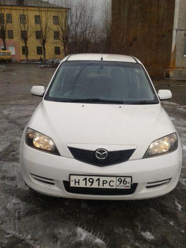 Mazda Demio отзыв автора | Дата публикации 14.04.2014.