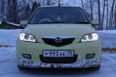 Mazda Demio 2003 отзыв автора | Дата публикации 23.12.2014.
