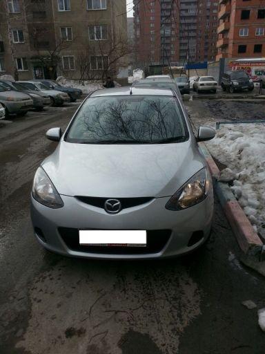 Mazda Demio, 2010