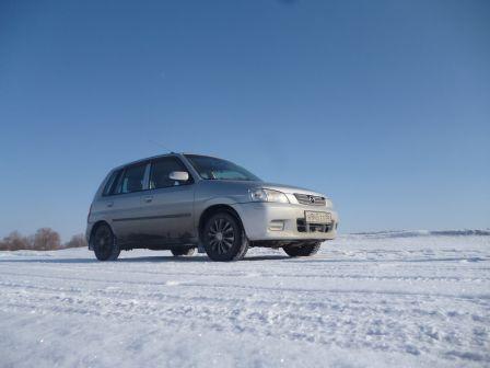 Mazda Demio  - отзыв владельца