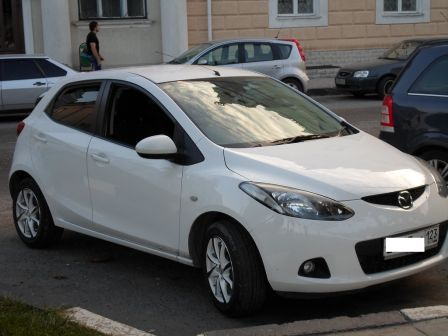 Mazda Demio 2008 - отзыв владельца