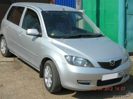Mazda Demio 2004 - отзыв владельца