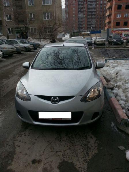 Mazda Demio 2010 - отзыв владельца