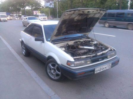 Mazda Etude 1987 - отзыв владельца