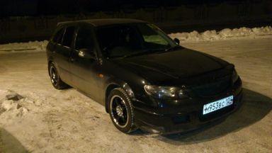 Mazda Familia 2002 отзыв автора | Дата публикации 17.01.2014.