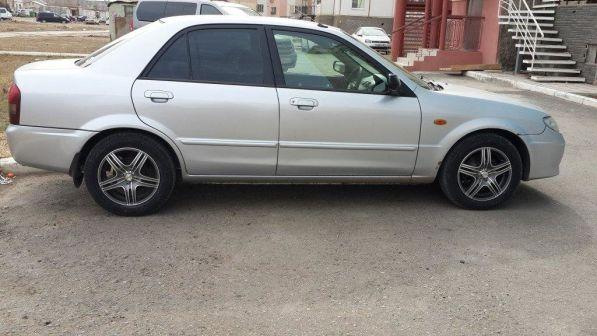 Mazda Familia 2003 - отзыв владельца