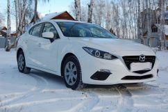 Mazda Mazda3, 2013