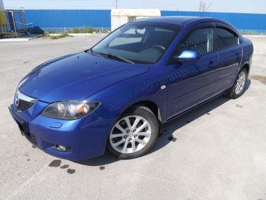 Mazda Mazda3 2008 отзыв автора | Дата публикации 03.07.2013.