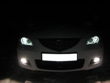Mazda Mazda3 2008 отзыв автора | Дата публикации 26.09.2013.