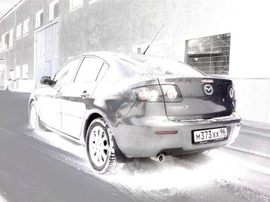 Mazda Mazda3 2008 отзыв автора | Дата публикации 11.01.2014.