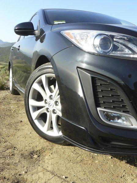 Mazda Mazda3 2011 - отзыв владельца