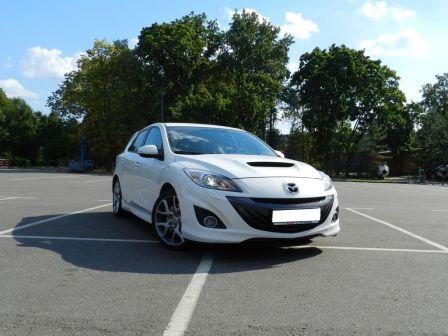 Mazda Mazda3 MPS 2012 - отзыв владельца