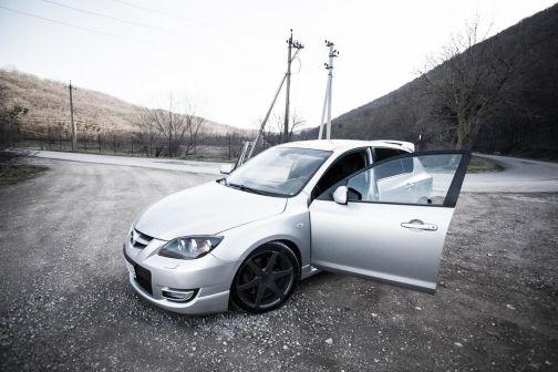 Mazda Mazda3 MPS 2008 - отзыв владельца