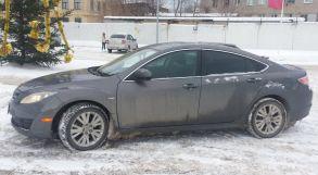 Mazda Mazda6 2010 отзыв автора | Дата публикации 25.12.2014.