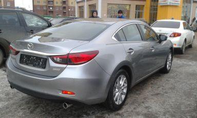 Mazda Mazda6 2013 отзыв автора | Дата публикации 26.11.2013.