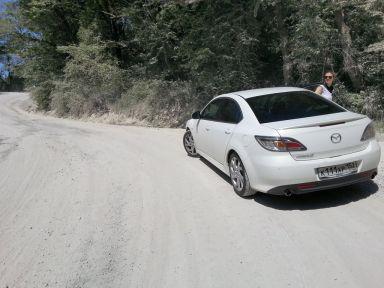 Mazda Mazda6 2011 отзыв автора | Дата публикации 14.01.2014.