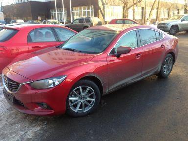 Mazda Mazda6 2013 отзыв автора | Дата публикации 06.04.2014.